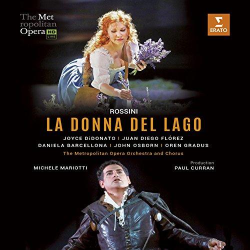 La Donna Del Lago (The Metropolitan Opera) [Blu-ray]