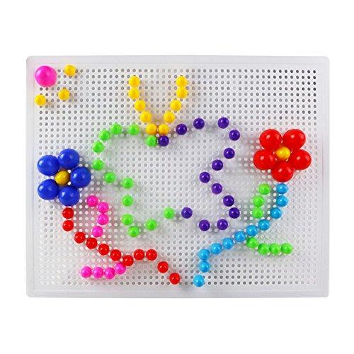 9 99 37 mosaique enfant loisir creatif jeu construction ensemble briques jouet educatifs - Loisirs creatifs pour enfants ...