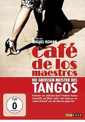 Bild von Café de los maestros - Die großen Meister des Tango