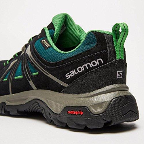 Randonnée Chaussures Salomon Evasion GTX Hommes Vert
