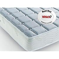 Dormeo Memory Doble Plus con colchón de algodón, ...