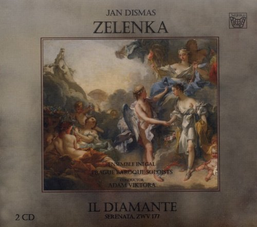 Zelenka: Il Diamante, Serenata ZWV 177 [Import allemand]