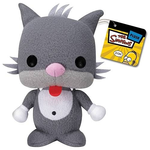 Scratchy the Cat - Funko