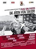 Franz Grillparzer - Die Jüdin von Toledo [Alemania] [DVD]