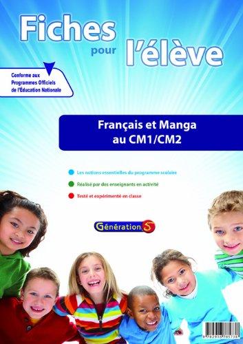 Français et manga au CM1-CM2 : Fiches pour l'élève