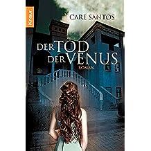 Der Tod der Venus: Roman (German Edition)
