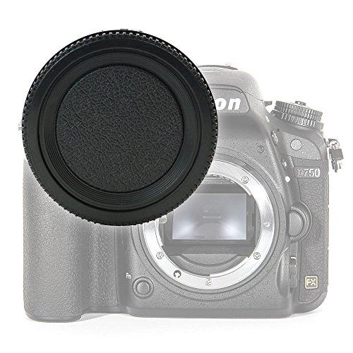 Galleria fotografica Coperchio custodia Body Cap per Nikon D750 D3200 D5300 D5100 D810 D7100 (Nikon BF-1B) Nikon F-mount