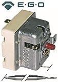 EGO Sicherheitsthermostat 55.32562.820 passend für Lainox, Mareno max. Temperatur 344°C Fühler ø 6mm x 79mm 20A