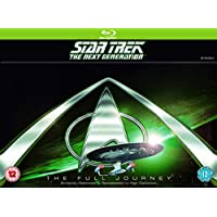 Star Trek:  The Next Generation - Season 1-7
