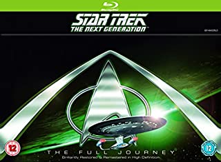 Star Trek: The Next Generation - Season 1-7 [Blu-ray] [Region Free] (B00NQXC2YU) | Amazon Products
