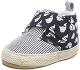 Sterntaler Baby-Schuh mit Klettverschluss für Jungen, Alter: 4-6 Monate, Größe: 16, Farbe: Blau (Marine), Art.-Nr.: 2301816