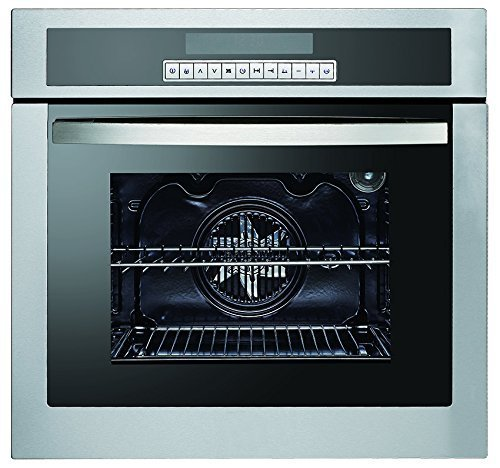 51O487m fRL - MILLAR E590512-O1U1E 12 Functions Electric Fan Oven with Rotisserie and Catalytic Self Cleaning