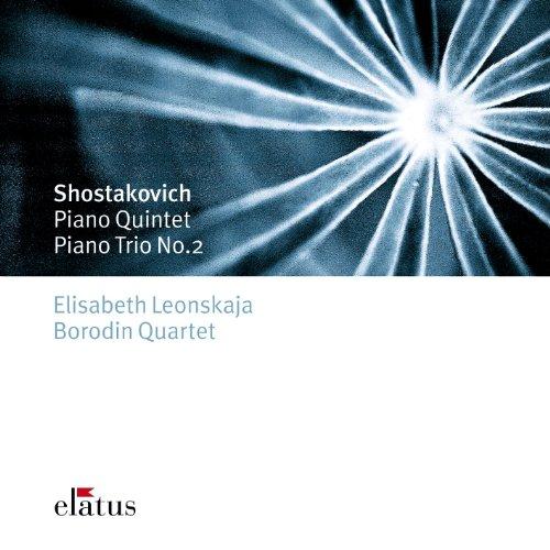 Shostakovich : Piano Quintet & Piano Trio No.2 - Elatus