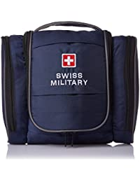 Swiss Military Blue Toiletry Bag (TB-3)