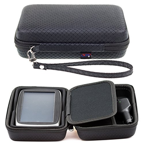 black-hard-carry-case-for-tomtom-go-6200-6100-go-620-610-go-61-with-accessory-storage-and-lanyard