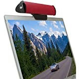 GOgroove Altavoz Portátil USB / Barra Ordenador Clip On Soundbar para Tablet y Ordenadores Portátiles Laptop como Lenovo HP Asus Lenovo Acer Macbook Pro Air Alienware Dell y más