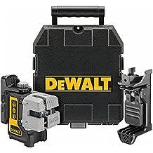 DeWalt DW089K-XJ - Láser autonivelante multilínea (Horizontal, vertical y lateral)