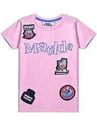 Fabric Flavours Roald Dahl's Matilda Badge T-Shirt