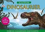 3D Entdecker Dinosaurier: Erlebe die faszinierenden Urzeitgiganten