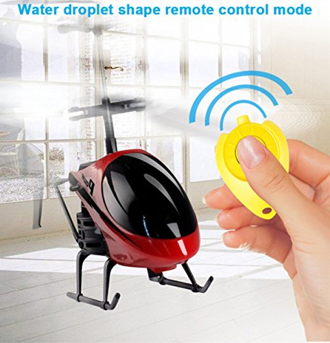 Magicwand Induction Type Hand Sensor Flying Indoor Helicopter with Remote for Kids