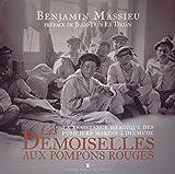 Les Demoiselles aux Pompons Rouges, Résistance héroïque des fusiliers marins à Dixmude