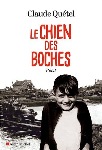Book's Cover of Le Chien des Boches