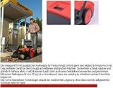 Haaga Kehrmaschine Mod. 475 mit Tellerbesenkehrsystem