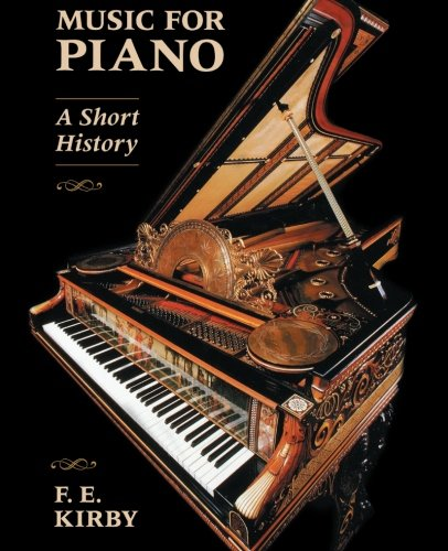 Music for Piano: A Short History (Spie Proceedings Series; 2639)