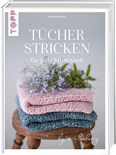 Tücher stricken für jede Jahreszeit: by woolenberry