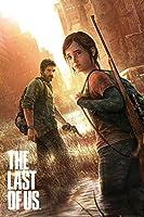 "GB eye 61 x 91.5 cm ""Key Art"" The Last of Us Maxi Poster, Multi-Colour"