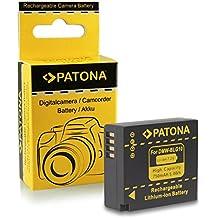 Batería DMW-BLG10 DMW-BLG10E para Panasonic Lumix DMC-GF6 | Lumix DMC-GX7 y mucho más… [ Li-ion; 750mAh; 7.2V ]