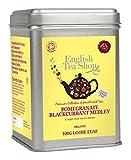 English Tea Shop - Pomegranate Blackcurrant Medley, BIO, Loser Tee, 100g Dose