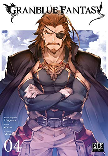 Granblue Fantasy Edition simple Tome 4