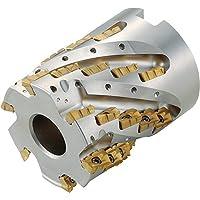 Kyocera mech2000r1744t Shell Mühle, Stahl, 90Grad Schneiden Winkel, 5,1cm Schneiden Durchmesser, 5,9cm Max Schnitttiefe