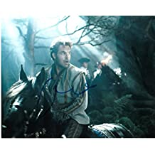 Chris Pine firmato 25,4 x 20,3 cm colore foto – Star Trek – nei boschi – 100% autenticità garantito – in persona Dealer – UACC registrati # 242