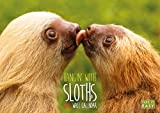 Hangin' with Sloths 2018 Calendar