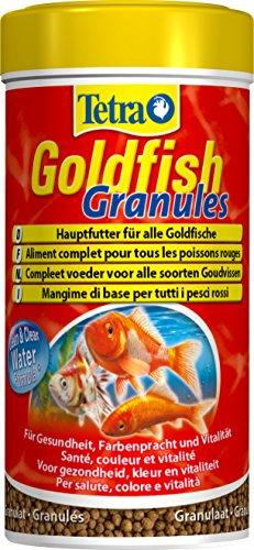 Granulos para peces de agua fría