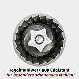 Mahlwerk der Rommelsbacher EKM 300
