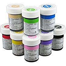 Wilton Icing Colours Gel-Farben , Farbe:Rose