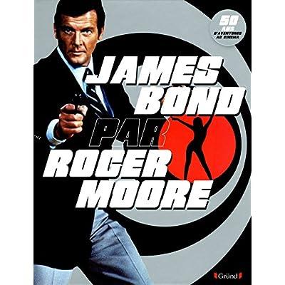James Bond par Roger Moore