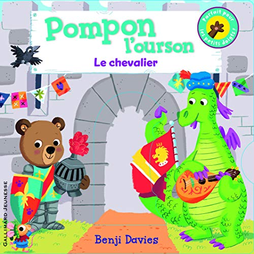 Pompon l'ourson:Le chevalier
