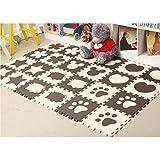 Simwood™ Neu EVA Schaumstoff Puzzlematte kindermatte Bodenmatten Turnmatte