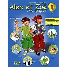 ALEX ET ZOE 1 LIBRO ANAFR5EP