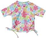 Iplay Baby - Mädchen Schwimmbekleidung IP760151-949-TM, Small,Gr. 74, Mehrfarbig (gemustert)