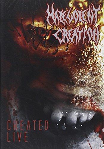 Malevolent Creation - Created Live [Edizione: Regno Unito]