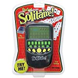Electronic Pocket Solitaire (Large LCD Screen) by Pocket Arcade