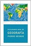 Diccionario de Geografía (Ed. Económica) (Básica de Bolsillo)
