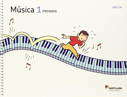 Musica 1 primaria gall ed11