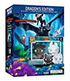 Locandina Dragon Trainer: Il Mondo Nascosto (Blu-Ray + Mini Funko) ( Blu Ray)