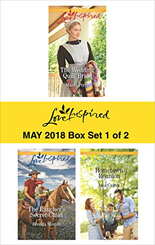 red May 2018 - Box Set 1 of 2: The Wedding Quilt Bride\The Rancher's Secret Child\Hometown Reunion (English Edition) ()
